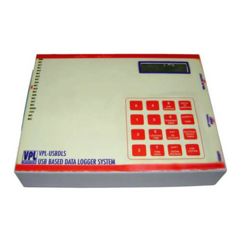 VPL-USBDLS - usb-based-standalone-data-logger-system