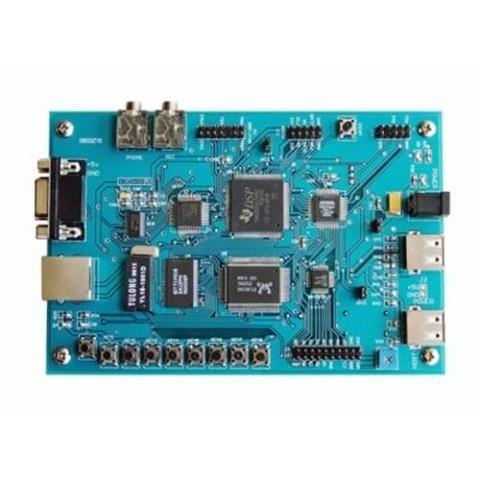 VPL-DSP5402-development-board
