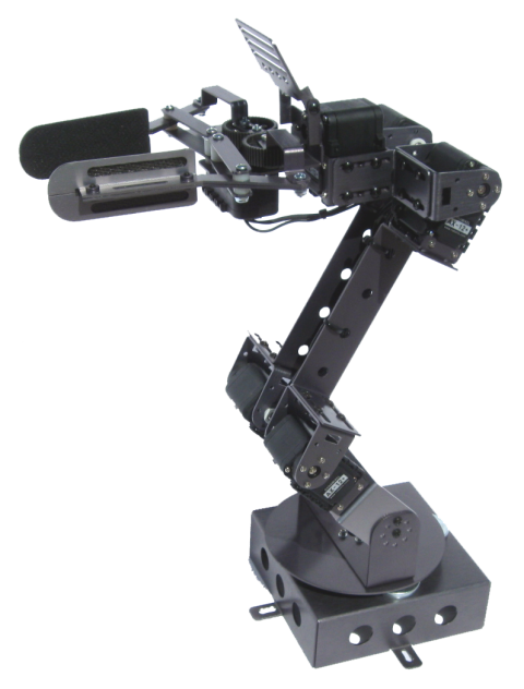 Smart Robotic Arm