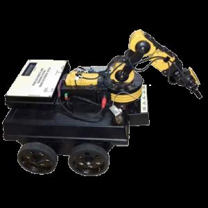 wireless robot arm trainer