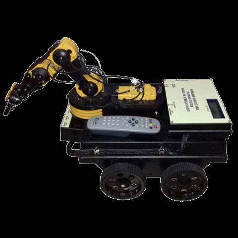 wireless robotic trainer