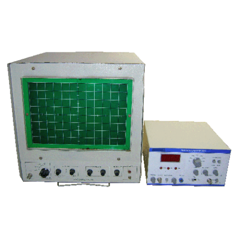 Sweep Marker Generator with X-Y Display