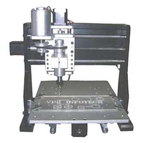 cnc milling machine kit