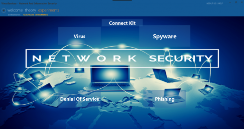 Hardware kit Network Security Simulation