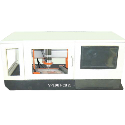 VPEDU PCB Prototyping Machine VPEDU-PCB-20